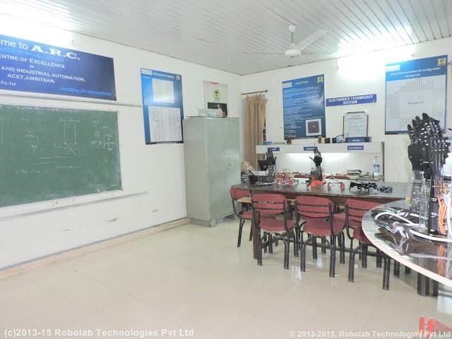 Amritsar College of Engineering and Technology, Amritsar Robolab (16).jpg