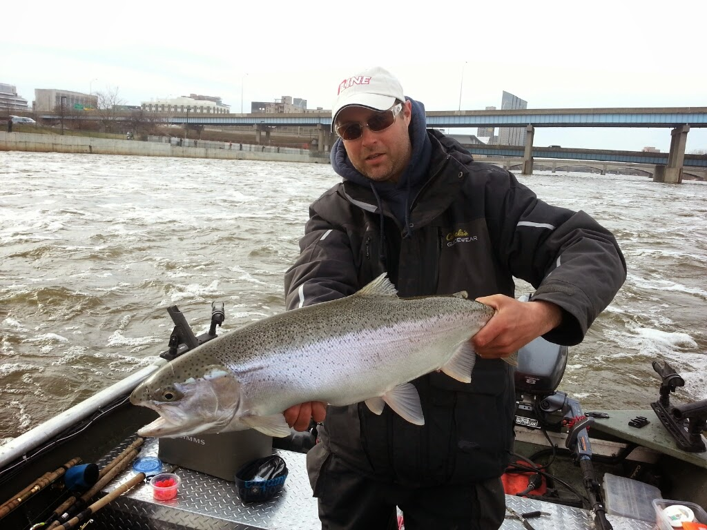 Grand Rapids fishing charters
