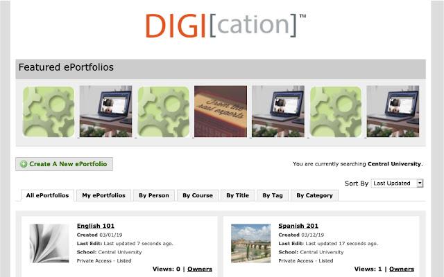 Digication - G Suite Marketplace