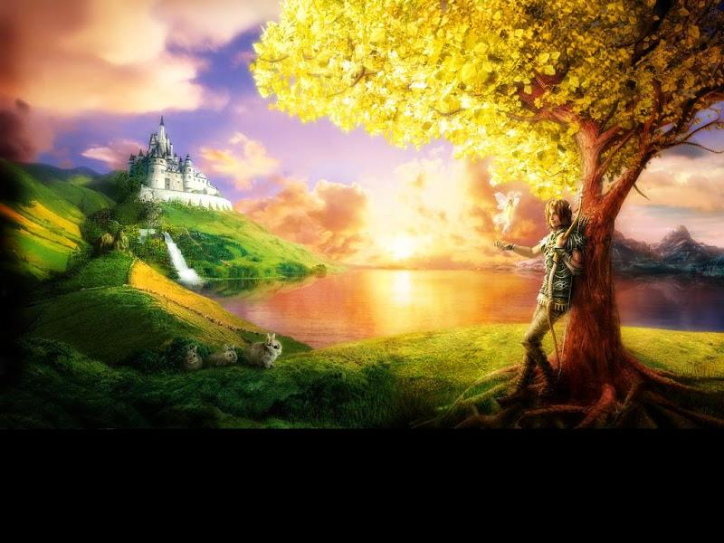 Weird Lands Of Fantasy 5, Magical Landscapes 3