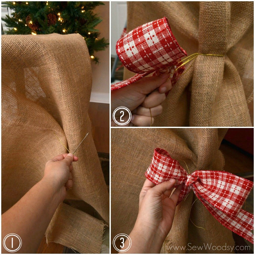 Decorating with Bows