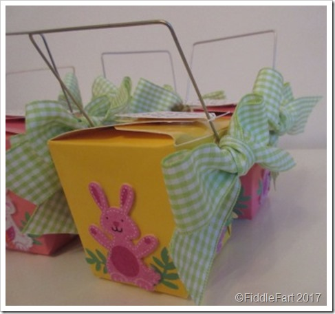 Easter Takeaway Box Favour 3
