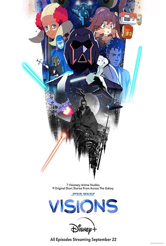 Download Star Wars Visions Season 1 Complete Download 480p & 720p All Episode todaytvseries anime free watch online