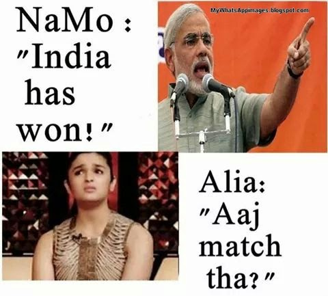 Funny alia bhatt whatsapp joke picture