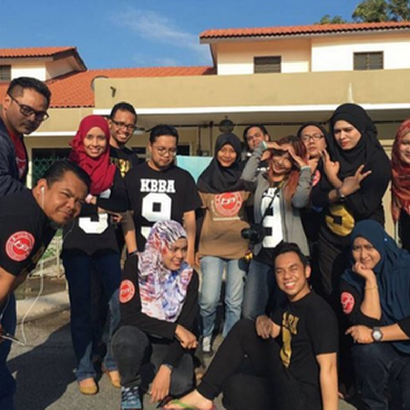 Kenali Blogger #KBBA9 : SHIQEEN SATTAR