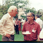 Nov, 1987 With Francis Crick (NL) and Carleton Gajdusek (NL).jpg
