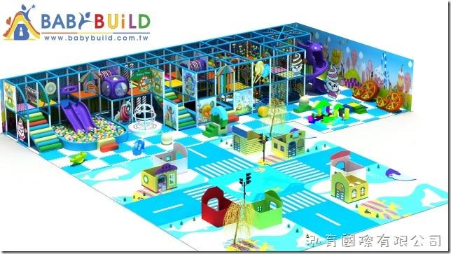 BabyBuild角落小社區遊戲設施