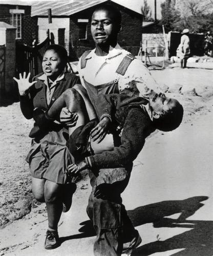 Hector pieterson soweto uprising apartheid sam nzima