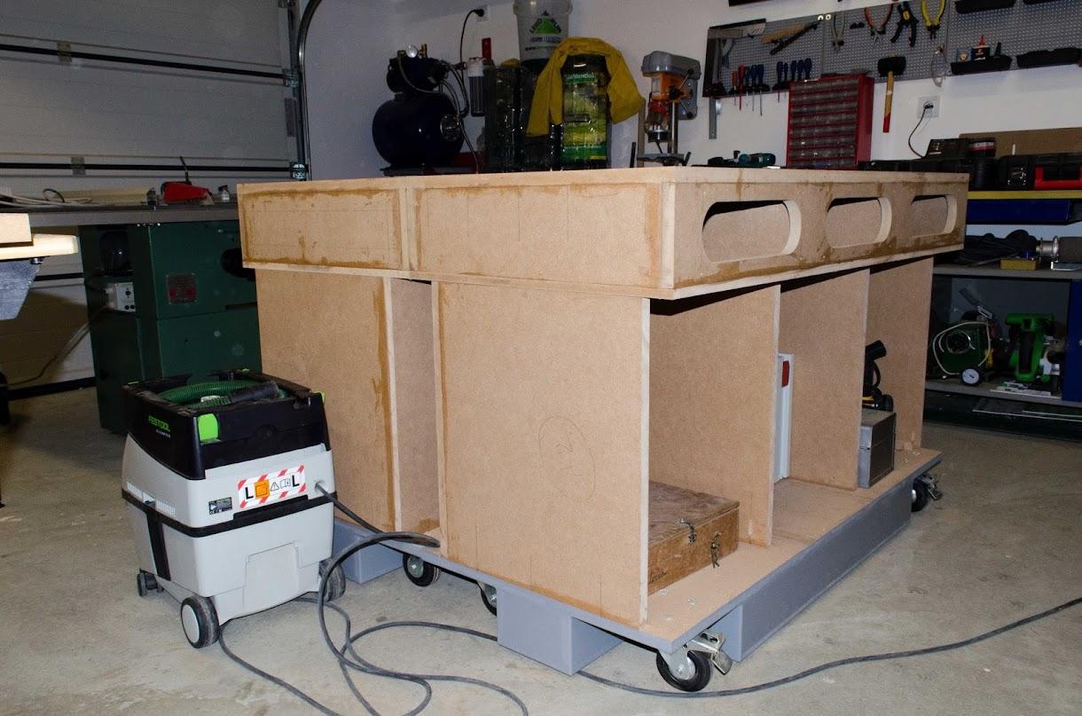 Table d'assemblage + porte systainer DIY [Terminé] - Page 4 _DSC2211