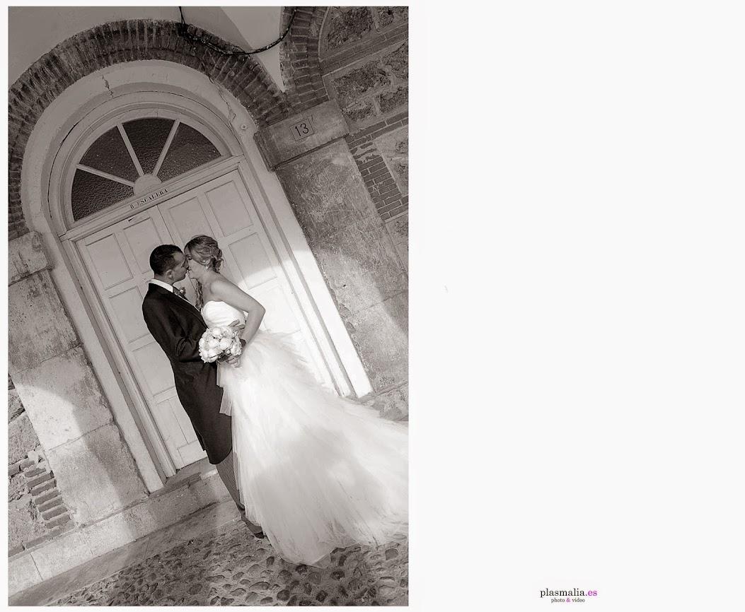fotografía de boda en el sur de Madrid, concretamente en Aranjuez.