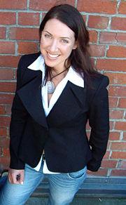 Amy Waterman Portrait, Amy Waterman