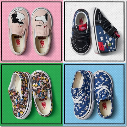 Vans x Peanuts Collection 2017 06