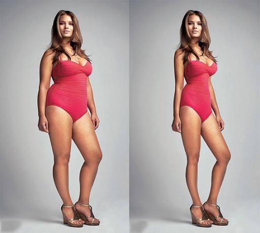 cara mengecilkan perut buncit pria wanita