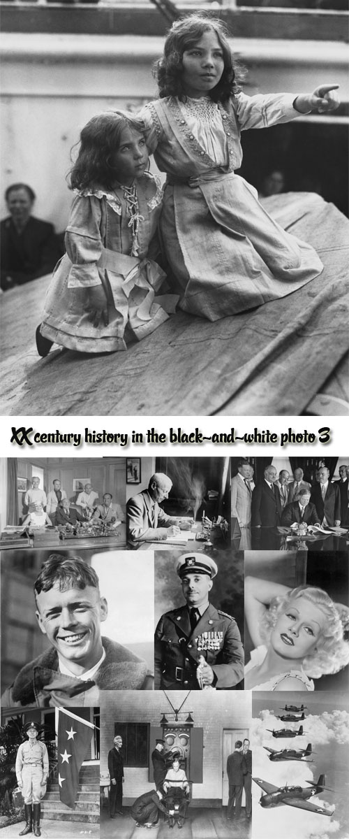 XX century history in the black-and-white photo (Part3)