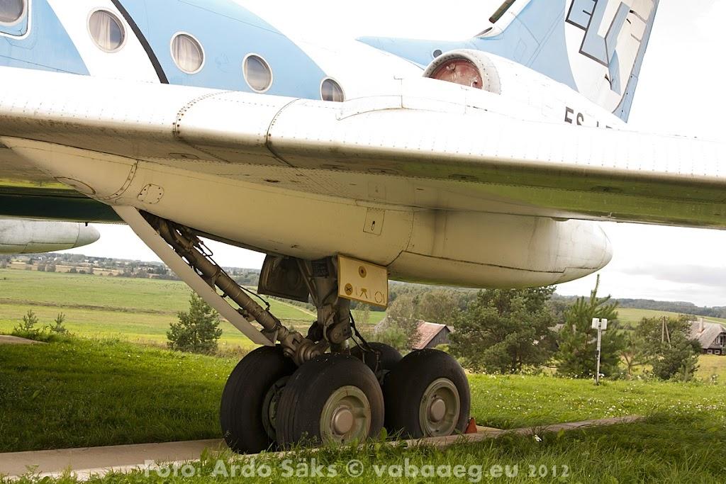 23.08.12 Eesti Lennundusmuuseumi eksponaadid 2012 - AS20120823LENNUK_024V.JPG