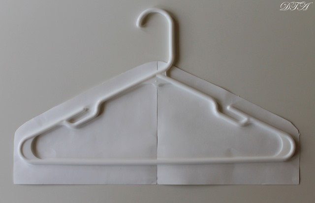 Fabric Covered Hangers 005