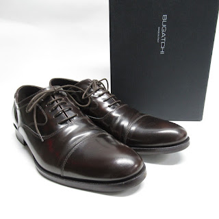 Bugatchi Leather Oxfords