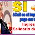 ¿Cuál es el importe del pago del Ingreso Solidario de julio?