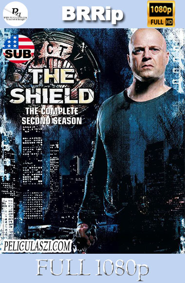 The Shield (2003) Full HD Temporada 2 [02/07] BRRIP 1080p Subtitulada