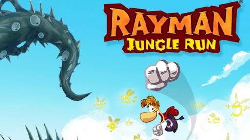 Rayman Jungle Run APK MOD SHOP / DINHEIRO INFINITO
