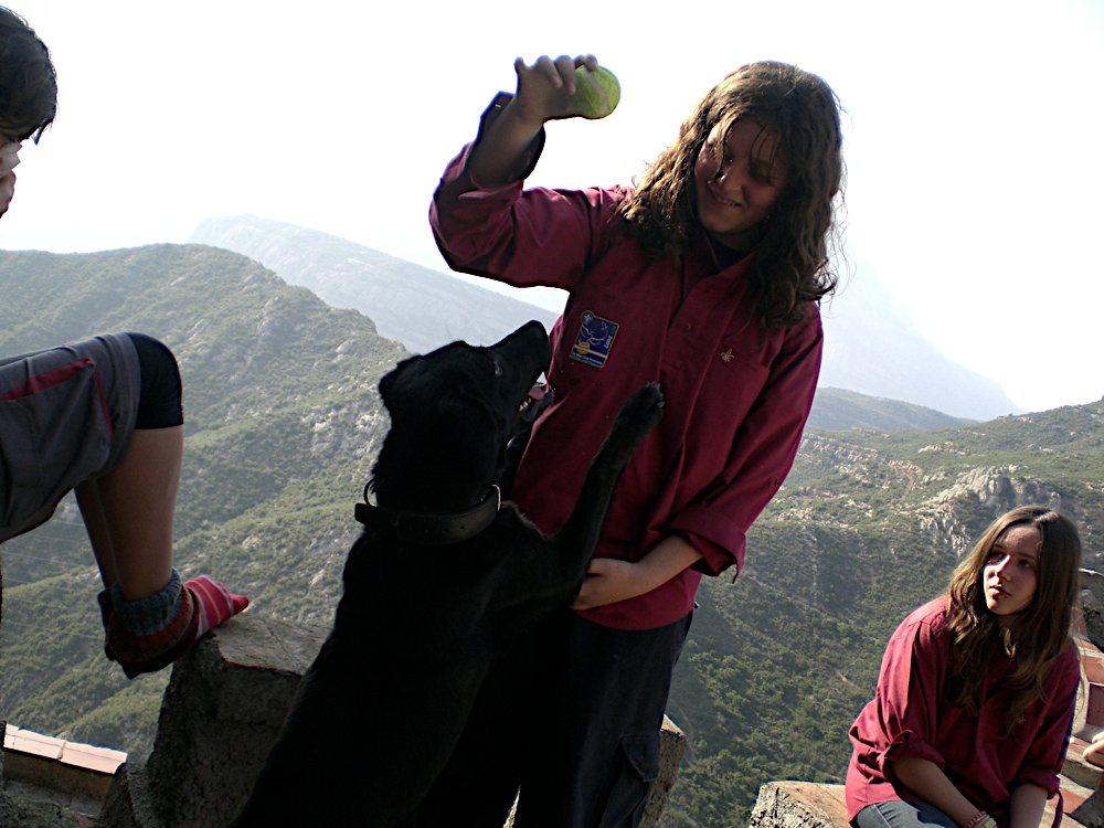 Sortida Sant Salvador de les espasses 2006 - CIMG8269.JPG