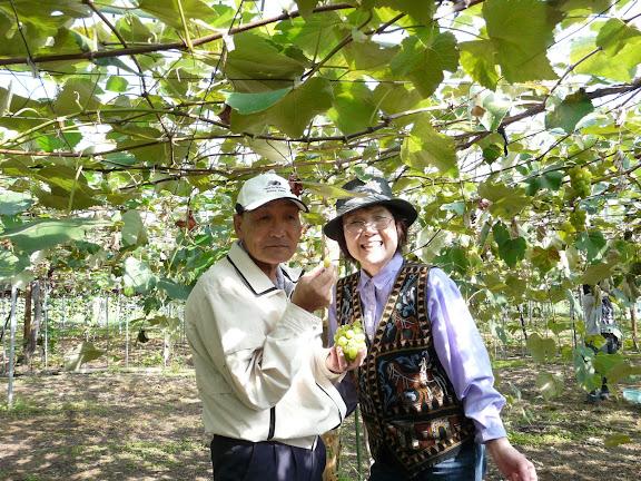 飯田さんご夫妻も笑顔です