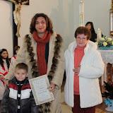 """I partecipanti al concorso """"Presepe in famiglia"""" 2011"""