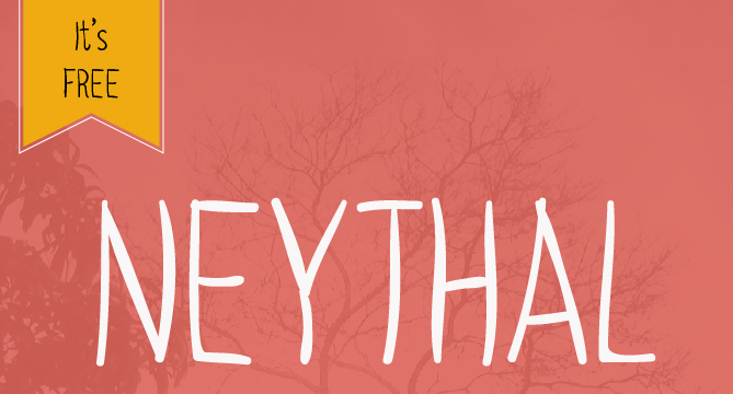Neythal Free Fonts