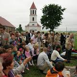 Świętowanie Uroczystości Zesłania Ducha Świętego-Suraż 12.06.2011
