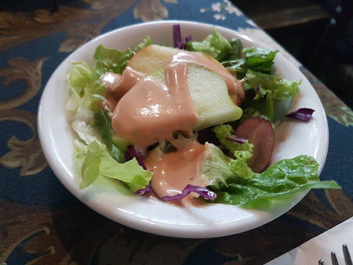 Salad from Ma Maison Bugis Junction