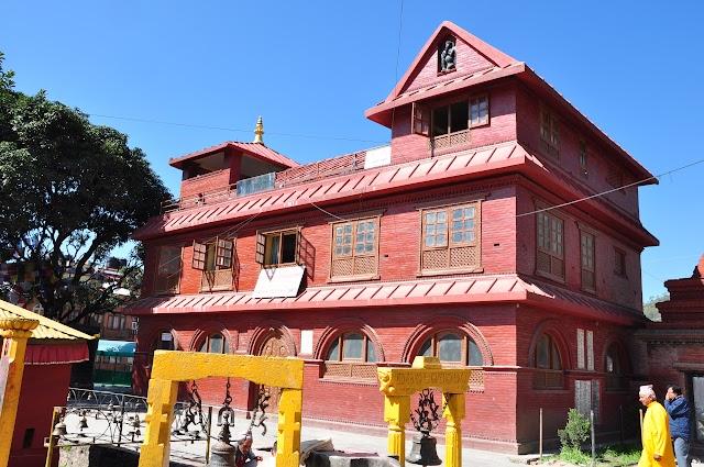 Budhanilkant Temple