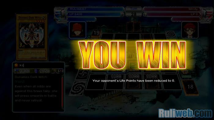Thử nghiệm Yugi Oh 5DS phiên bản PS 3 - Ảnh 20