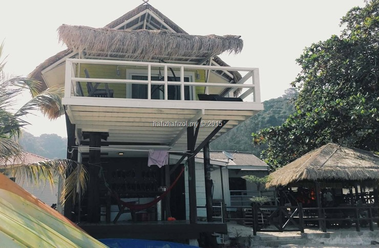 Resort pulau kapas kuala terengganu
