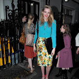 WWW.ENTSIMAGES.COM -   Greta Bellamacina   at     Claire's - launch party at Kettners, 29 Romilly Street, London April 24th 2013                                                  Photo Mobis Photos/OIC 0203 174 1069