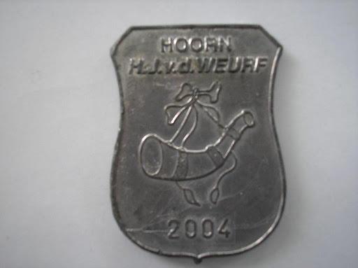 Naam HJ vd Weurf Jaartal 2004 Plaats Hoorn.JPG