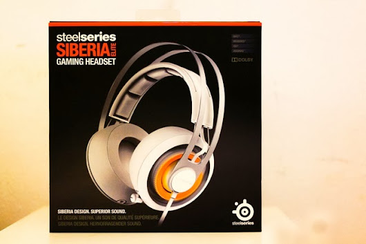 The Gear for the Gamer: Hands on with Steelseries Siberia Elite ~ Cosmo Techno