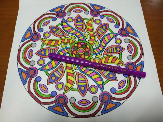 Coloring Book dengan Staedtler Indonesia