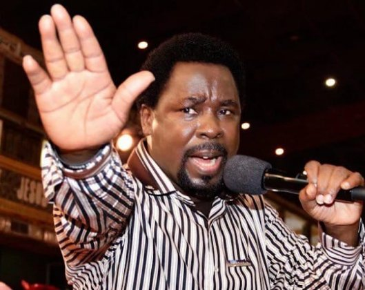 pray for Buhari – TB Joshua Urges Nigerians