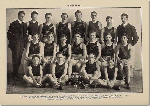 Mervyn SF Polytechnical College 1914