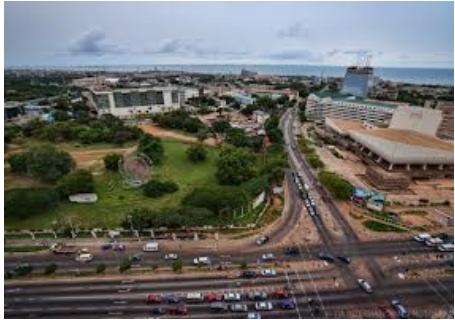 Ceremonial roads in Accra to be temporarily closed on Thursday, Sept. 16 for ECOWAS summit