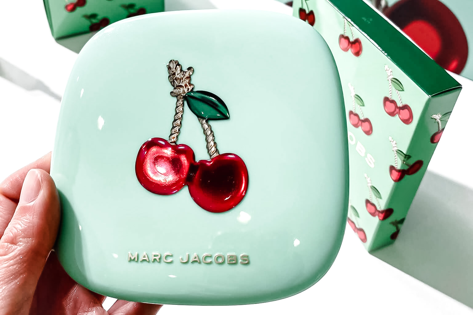 Marc Jacobs Merry Cherry Collection Noel 2020