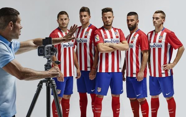 """Nike will be the kit suppliers and Atletico has struck a shirt sponsorship  deal with """"plus500"""" for next season as their current shirt sponsor  """"Azerbijan"""" ... ca5a41f69"""