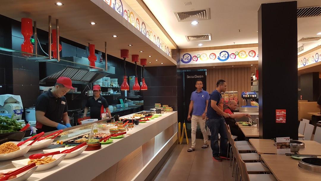 Seoul Garden The Mines Korean Restaurant In Seri Kembangan