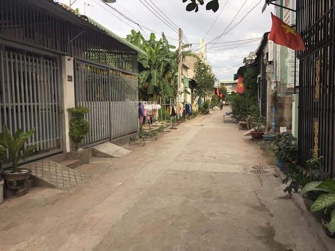 Cần bán lô đất ở Bình Chuẩn, Thuận An, Bình Dương. Giá chỉ 1ty280