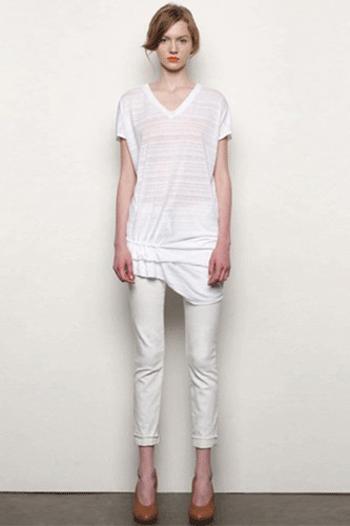 Hinh anh Phoi do dep cung quan jeans ao phong so 1