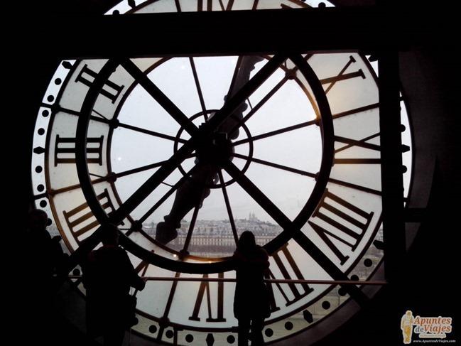 Visitar Paris Museo de Orsay 2
