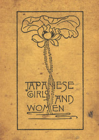Cover of Alice Mabel Bacon's Book Japanese Girls And Women