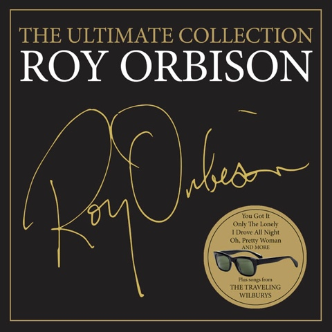 ROY ORBISON The Ultimate Collection to be released in October