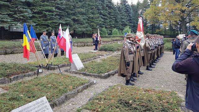 73 Rocznica Bitwy Karpacko - Dukielskiej - 20171005_100906.jpg