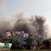 Prédio da fábrica da AstraZeneca na índia sofre com incêndio